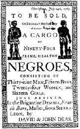 slave sale flyer 2
